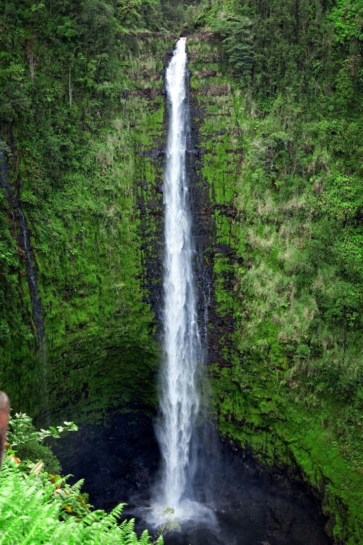 Big Island Hawaii, Falls