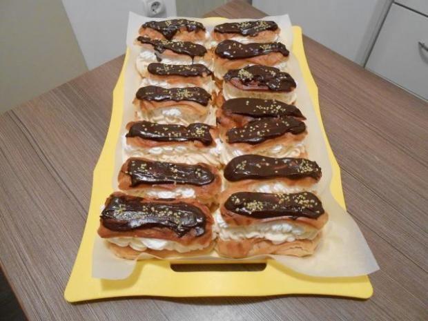 Eclairs, recepty, Koláče | Tortyodmamy.sk