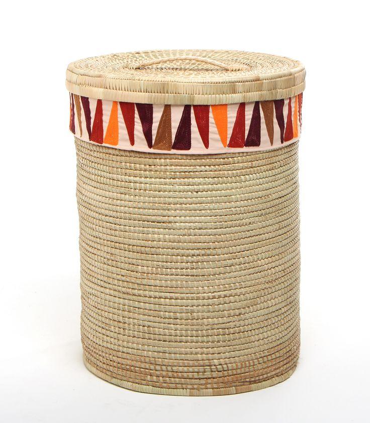Morara Laundry Basket | New Baskets | ASHANTI