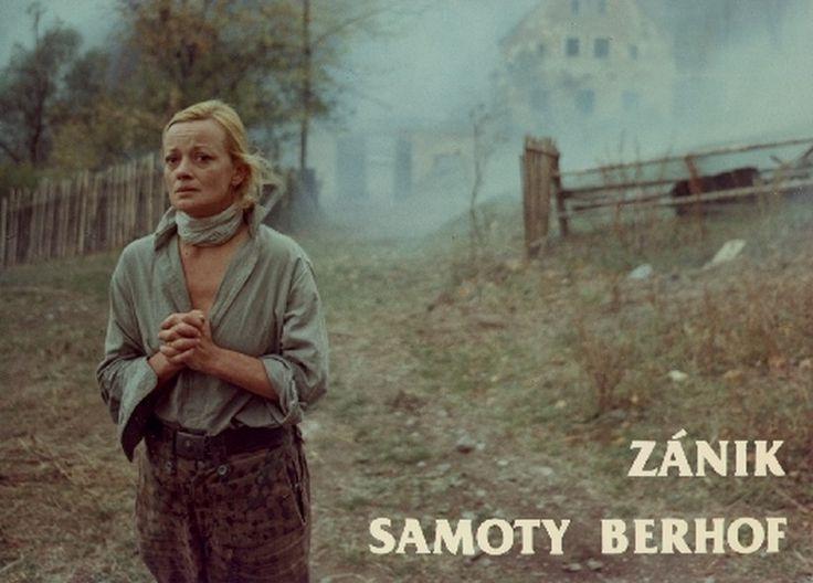 jana brejchova  - Zánik samoty Berhof 1983