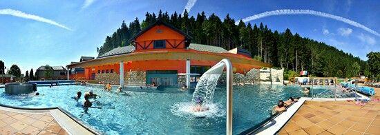 Kúpele Lúčky - Slovakia
