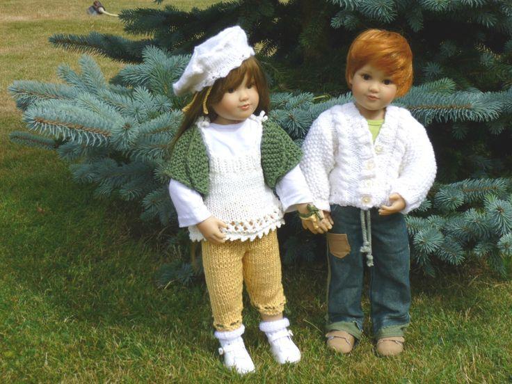 Kidz 'n' Cats dolls Tinka and Robby