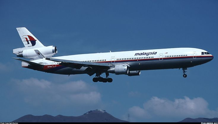 Malaysia Airlines McDonnell-Douglas MD-11