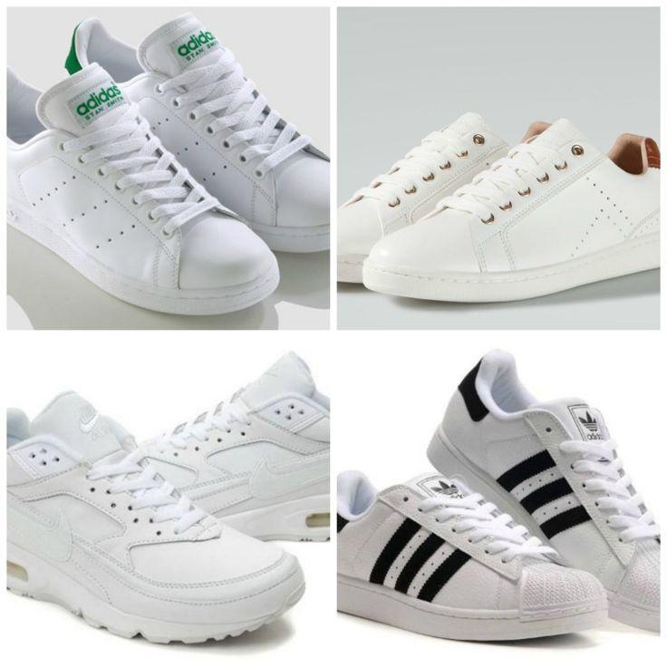 a64b0214 zapatillas adidas blancas mujer 2015