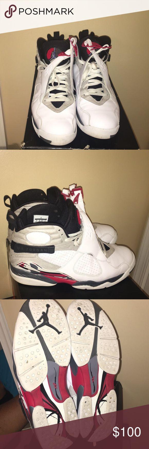 Jordan VIII Retro Men's Jordan VIII Retro Bugs Bunny, 2014 release. Great condition with original box. Jordan Shoes Sneakers