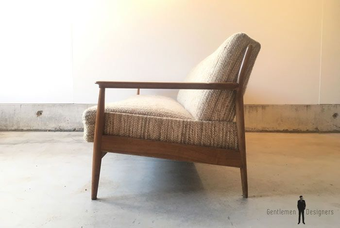 Best 25 canap convertible vintage ideas on pinterest canap convertible s - Canape scandinave vintage ...