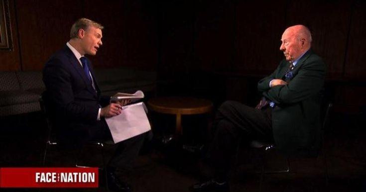 Full interview: George Shultz, March 26 - Videos - CBS News