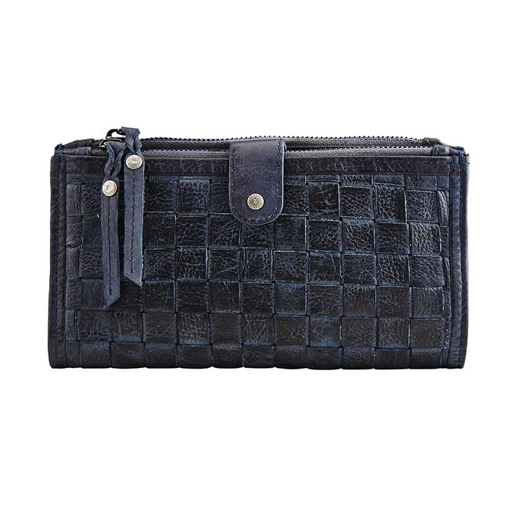 Playful nature, small bag, style 11056. Shady blue.