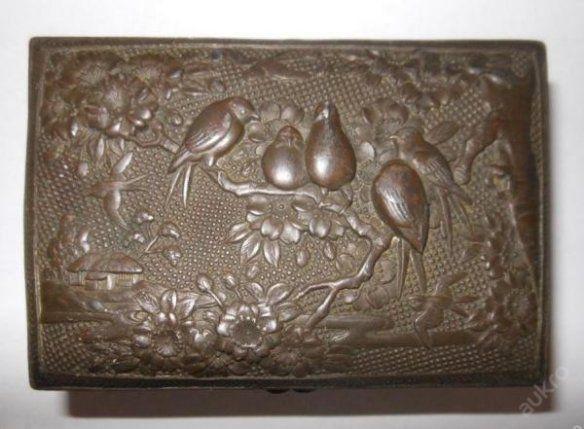 Šperkovnice-motiv ptáčků (6590559865) - Aukro - největší obchodní portál