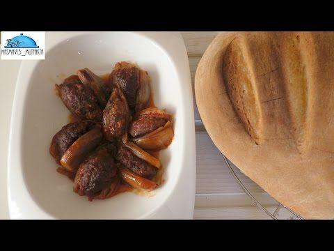Antep Yöresinden SOĞAN KEBABI Tarifi - YouTube