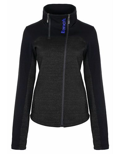Long-Sleeve Zip-Up Jacket | Lord and Taylor BENCH clothing