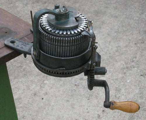 gearhart sock knitting machine manual