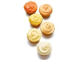 Frost by Numbers: How to Make Frosting Colors : includes a chart and directions to make just about any color frosting with a standard box food coloring: Food Network, Vanilla Cupcake Recipes, Fun Recipes, Frosting Colors, Vanilla Cupcakes, Color Charts, Foodnetwork, Network Frosting