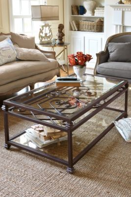 Corsica Coffee Table from Soft Surroundings