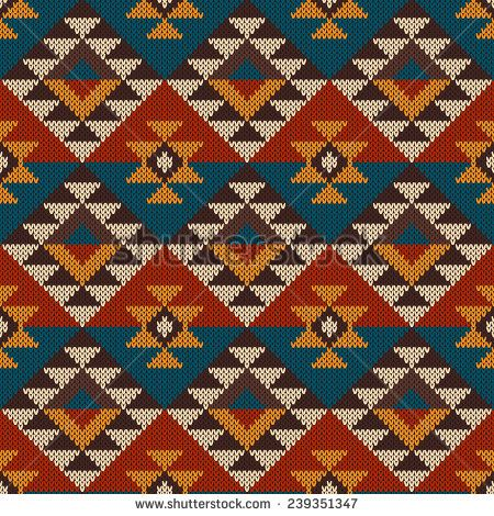 Aztec Knitting Pattern : 25+ best ideas about Aztec Patterns on Pinterest Aztec print patterns, Trib...