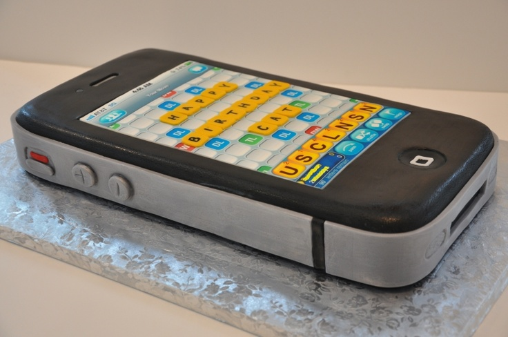 Cell Phone Grooms Cake Grooms Cakes Pinterest Groom