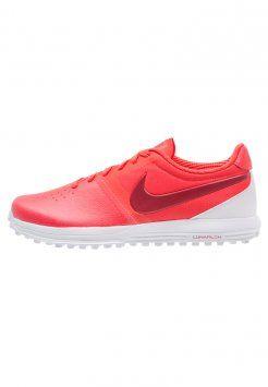 Nike Golf - LUNAR MONT ROYAL - Chaussures de golf - bright crimson/gym red/white