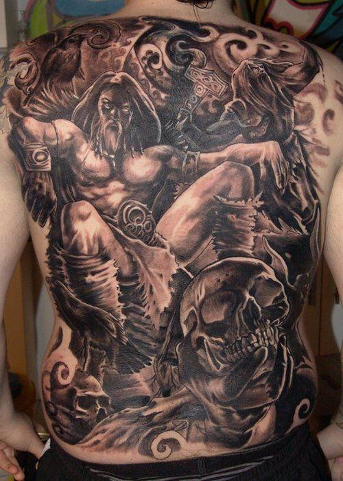 viking tattoo - Buscar con Google