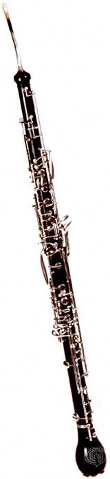 English Horn a.k.a. Cor Anglais (French tenor Oboe) | Musical Instruments: Woodwinds