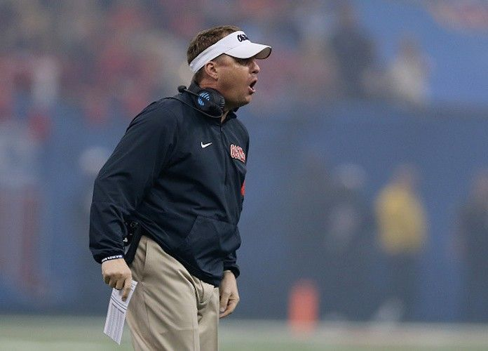 Ole Miss Football Coach Hugh Freeze Resigns Amid Escort-Service Calls Scandal