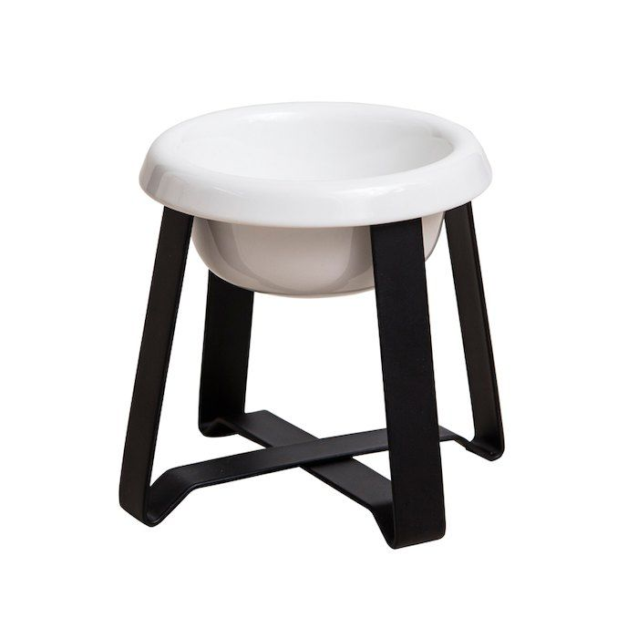 楽天市場 Pecolo Food Stand S Tall 陶器 フードボウルスタンド 犬 フードボウル Free Stitch 犬 フード 陶器 ボウル