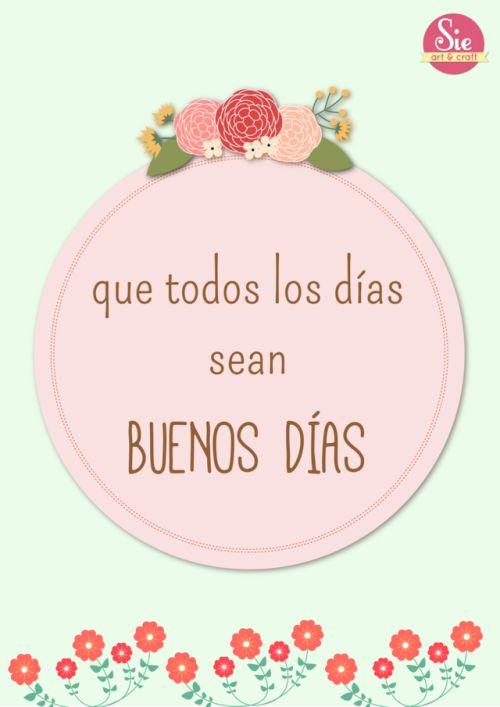 Buenos Dias  http://enviarpostales.net/imagenes/buenos-dias-614/ Saludos de Buenos Días Mensaje Positivo Buenos Días Para Ti Buenos Dias