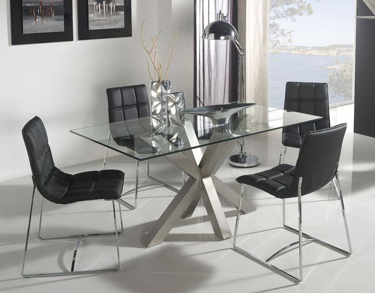 1000 ideas sobre juegos de comedor modernos en pinterest - Decoracion centros de mesa comedor ...