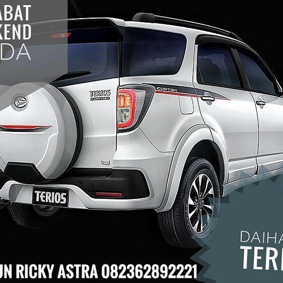Daihatsu Terios Dp mulai 25jutaan.. Tanya dulu yook... Tilpun Ricky Astra Hp/Wa 082362892221 daihatsuaceh.com @infodaihatsuaceh #infodaihatsuaceh  #caramudahpesanmobil