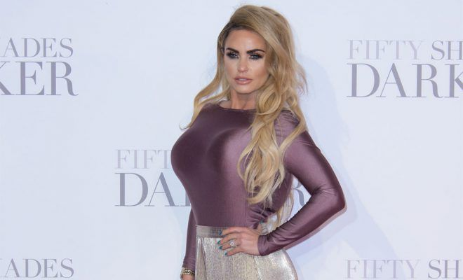 Katie Price determined to have pop career