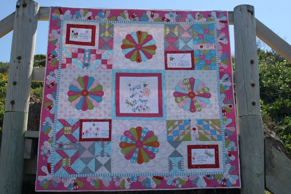 New Block of the Month Soul Stitches