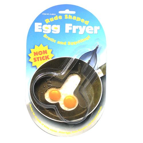 Pecker Eggs Fryer