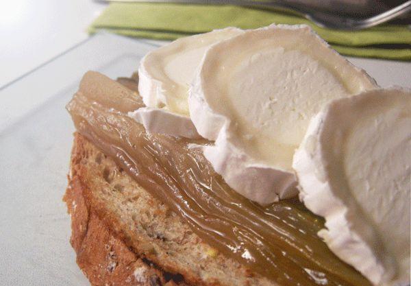 Tía Alia Recetas: Endibias caramelizadas