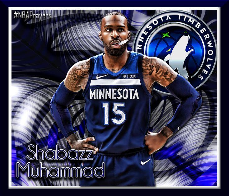 NBA Player Edit - Shabazz Muhammad