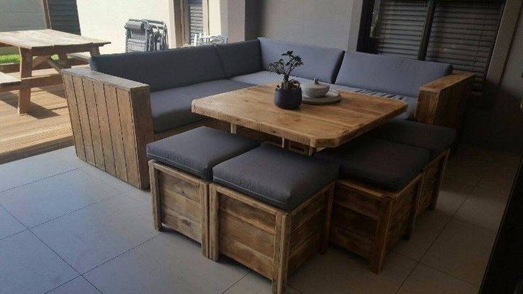 We create exclusive and unique pallet furniture from a mix of new and old timber at www.ccreations.co.za Why the ordinary if you can get the extraordinary in a wide range. Mail us for a price list and visit our website and Facebook page.