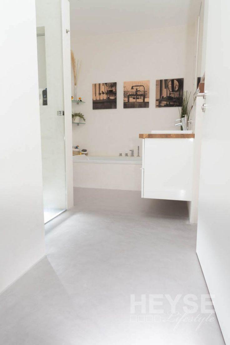 5 Badezimmerbodenfugenlosbetonlook Meinmalerde Eintagamsee