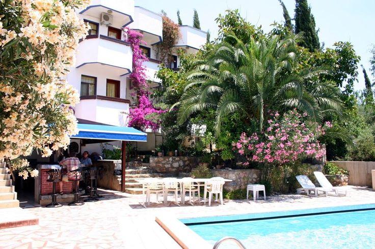 Hotel Orkinos in #Patara an der Lykischen Küste - #Türkei