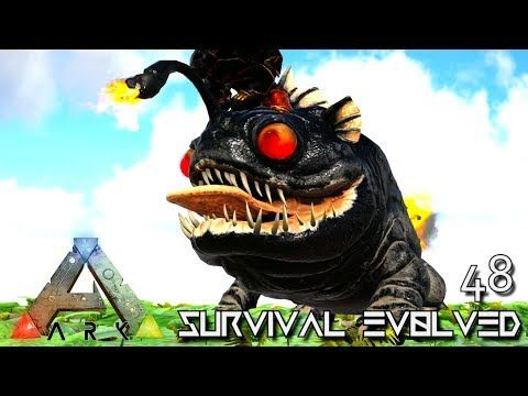 awesome ARK: SURVIVAL EVOLVED - DEMONIC BULBDOG & SHINEHORN