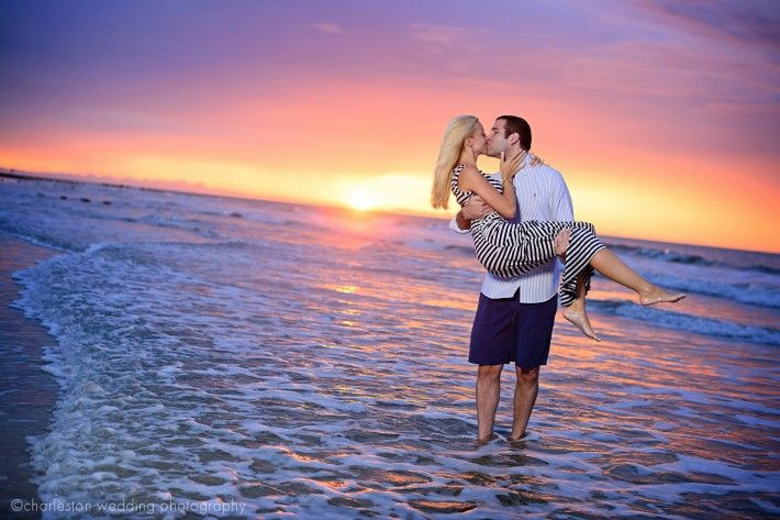 fstoppers south carolina beach engagement session 710x473 How To Shoot A Sunrise Engagement Session