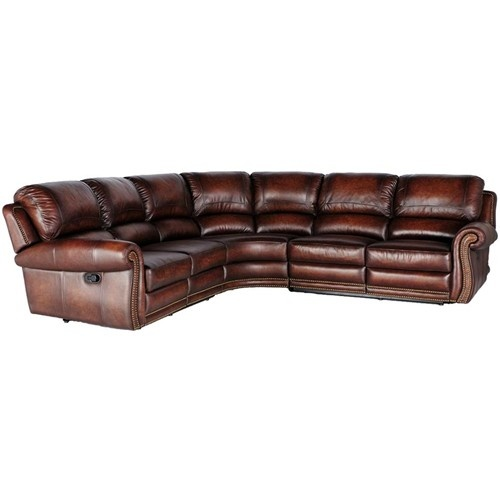 Parker Motion Sectional By Leather Italia USA   SofaDealers.com   Reclining  Sectional Sofa