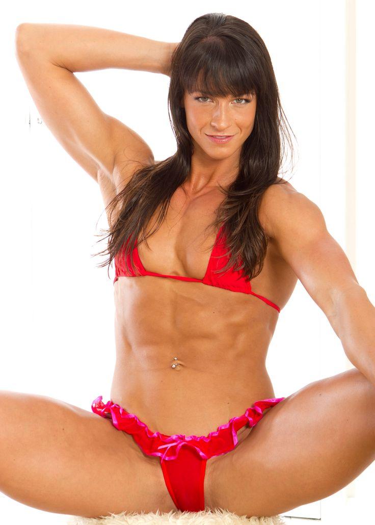sexy female bodybuilding mude