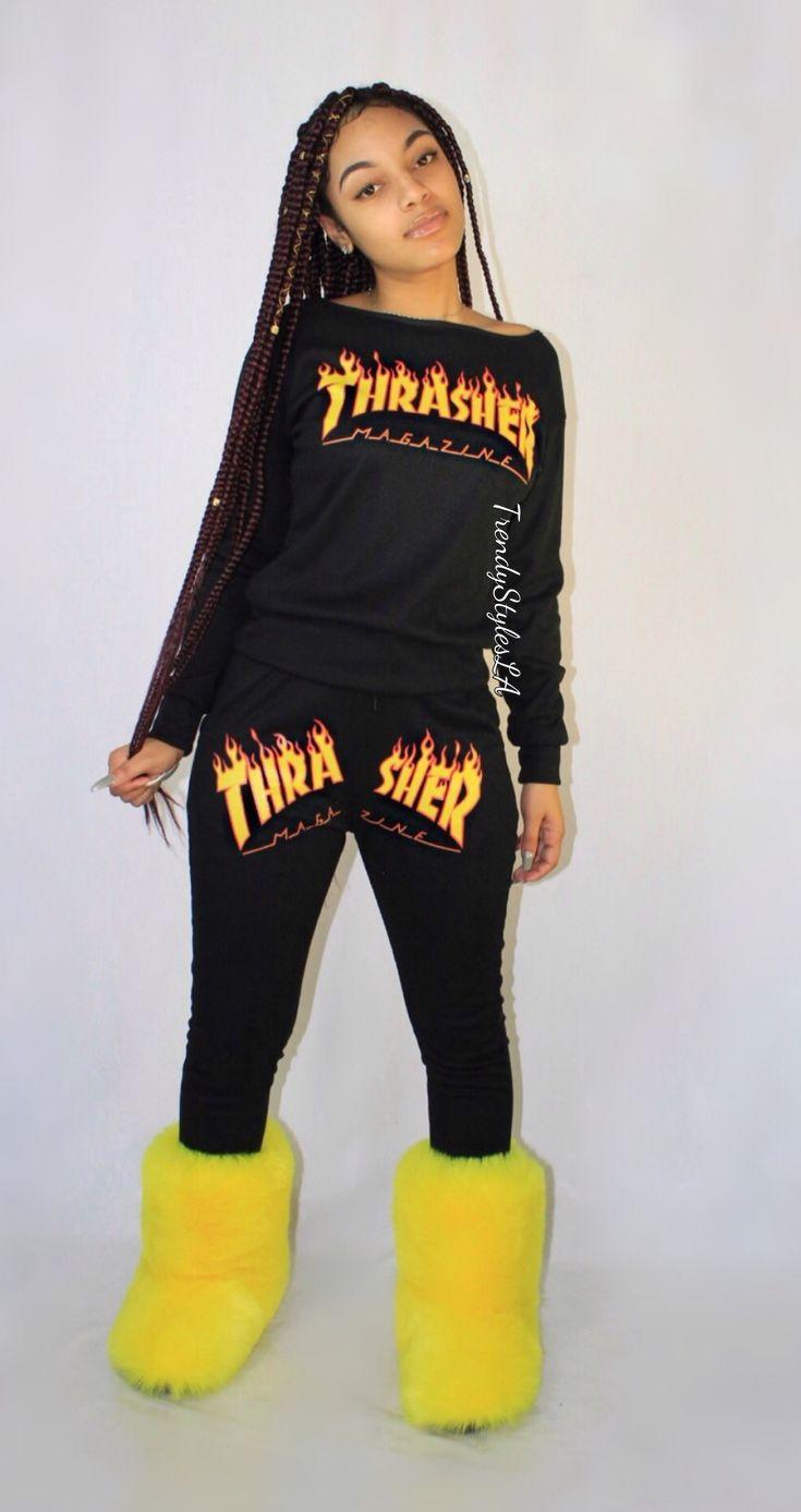 TrendyStylesLa - Thra$her 2 Piece Set 2