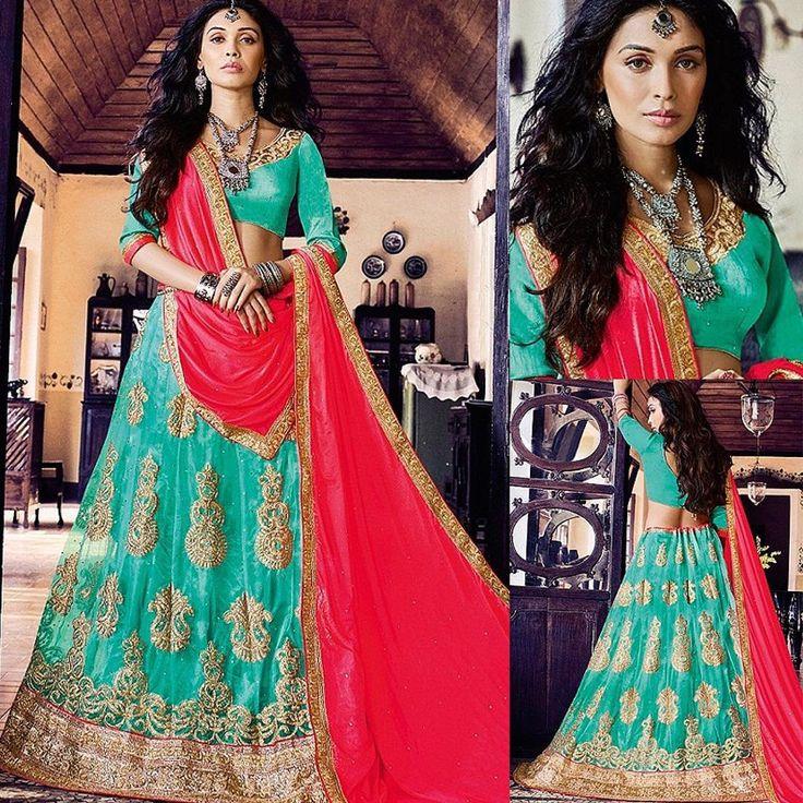 - NEW ARRIVAL ••• Checkout our beautiful 'Aqua Blue and Pink Embroidered Lehenga Choli' - £33 semi-stitched, £43 stitched @ Falakenoorboutique.com ��Product code: G-412A @falakenoorboutique • #FalakeNoor #IndianDress #PakistaniStreetStyle #PakistaniDress #ootd #pakistani #DesiCouture #DesiFashion #Style #Desi #Dressyourface #Anarkali #salwarkameez #Zukreat #AsianBride #London #Indian #Birmingham #gown #England #UK #UnitedKingdom #Punjabi #Saree #Sari #lehenga #punjabisuit #couture #bollywood…