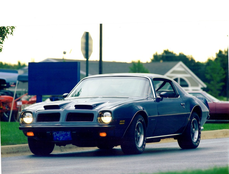 1974 Firebird Formula Ram Air : Firebird formula ram air