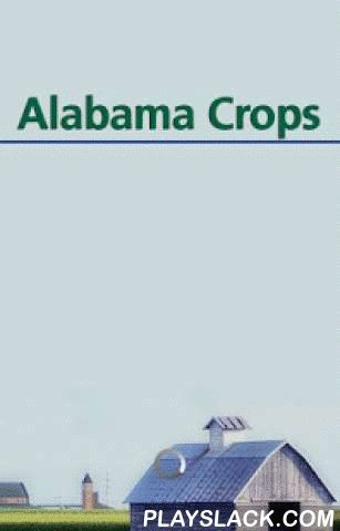 Alabama Crops  Android App - playslack.com , The Alabama Crops app is your one stop shop for timely information reported by the ACES Agronomic Crops Team about Alabama crop production. Within AL Crops, one can find current crop production news, in-season alerts, contact information for team members, and the ability to send a photo and note directly to your agronomy specialist. Scheduled activities such as crop meetings and field days are listed in the calendar. Facebook, Twitter and YouTube…