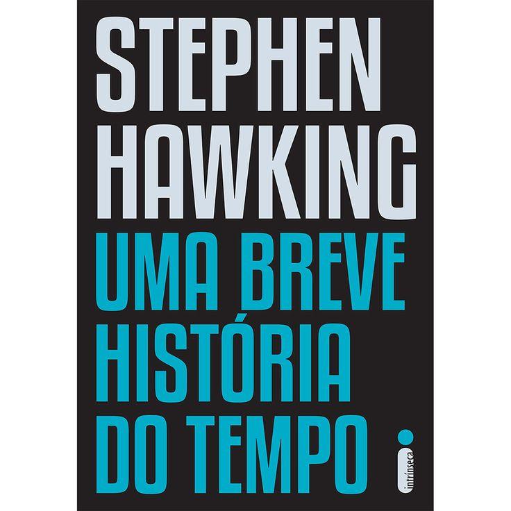 Livro - Uma Breve História do Tempo