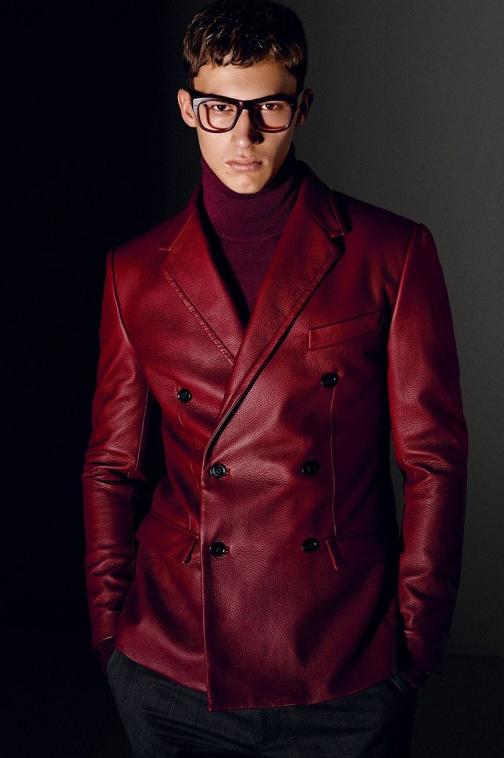 35 Best Men In Classic Leather Suit Images On Pinterest