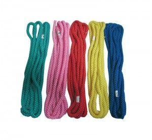Lessen met touwen en touwtjes