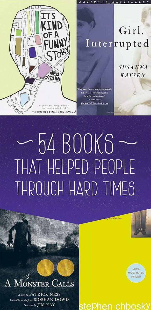 54 Life-Changing Books That Helped People With Their Mental Health