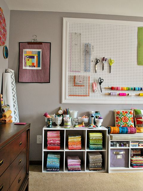 96 Best Quilting Sewing Room Ideas Images On Pinterest