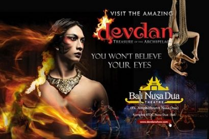 "DEVDAN comes from Sanskrit 'Deva' and 'Dhana', meaning ""God's Grace"". The Indonesia's treasures are God's gifts for Indonesian people"